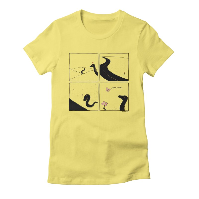 SSSAD Women's T-Shirt by Nathan W Pyle