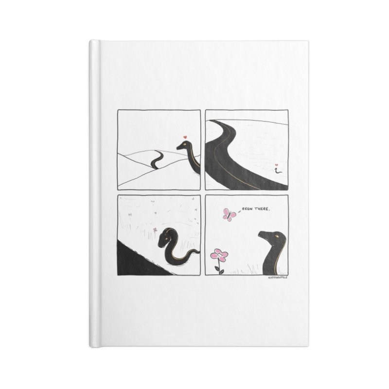 SSSAD Accessories Notebook by Nathan W Pyle