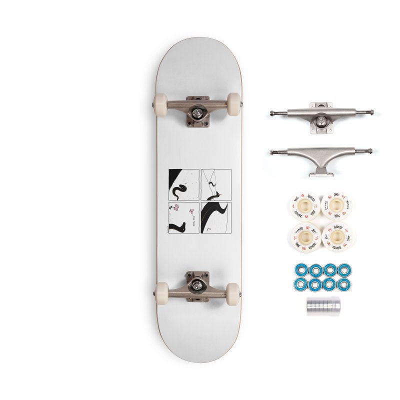 SSSAD Accessories Skateboard by Nathan W Pyle