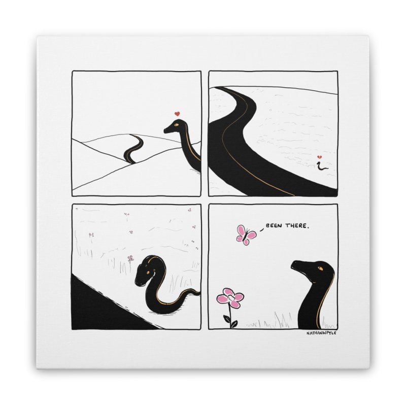 SSSAD Home Stretched Canvas by Nathan W Pyle