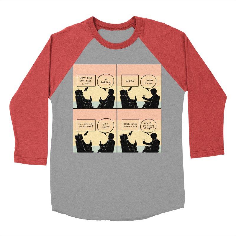 HUMAN Men's Longsleeve T-Shirt by Nathan W Pyle