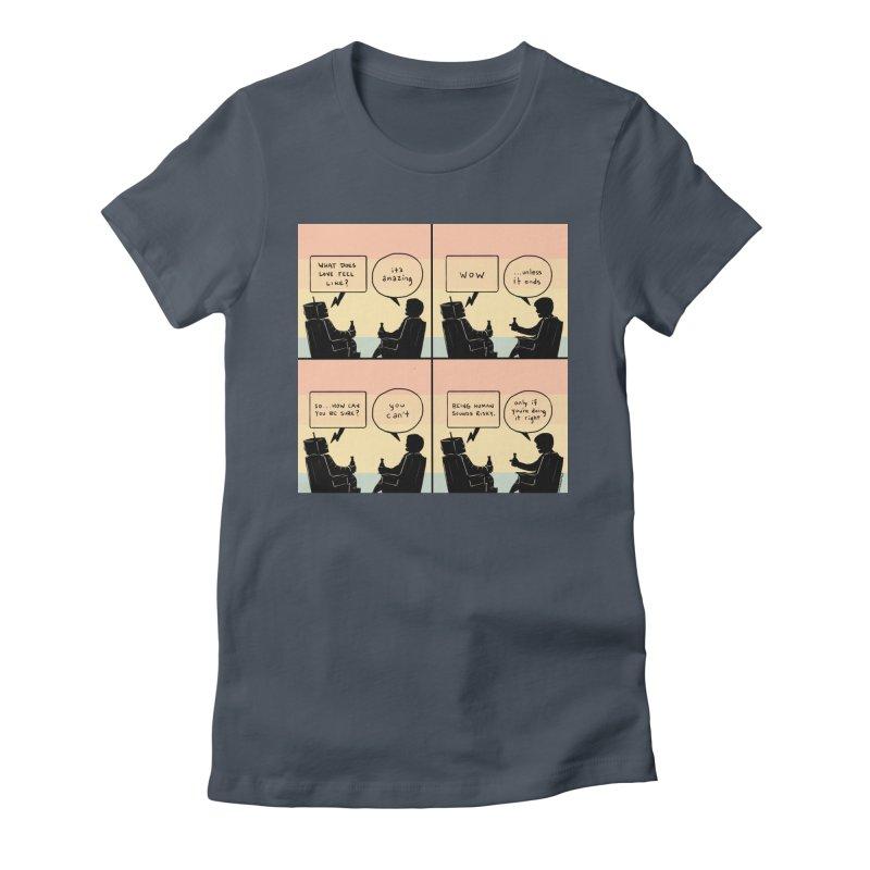 HUMAN Women's T-Shirt by Nathan W Pyle Shop | Strange Planet Store | Thread