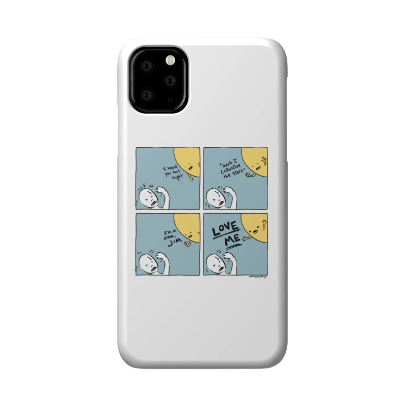 LOVE ME Accessories Phone Case by Nathan W Pyle