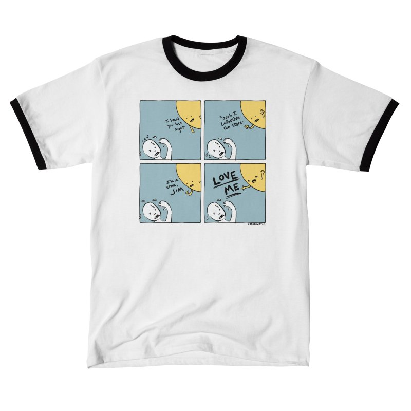 LOVE ME Women's T-Shirt by Nathan W Pyle Shop   Strange Planet Store   Thread