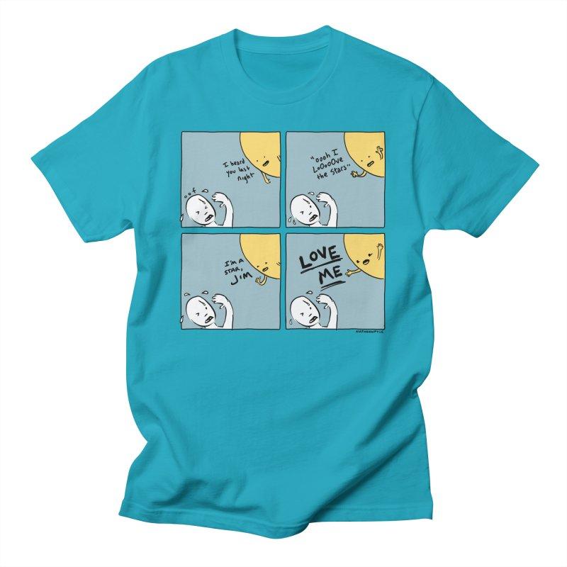 LOVE ME Men's T-Shirt by Nathan W Pyle Shop | Strange Planet Store | Thread