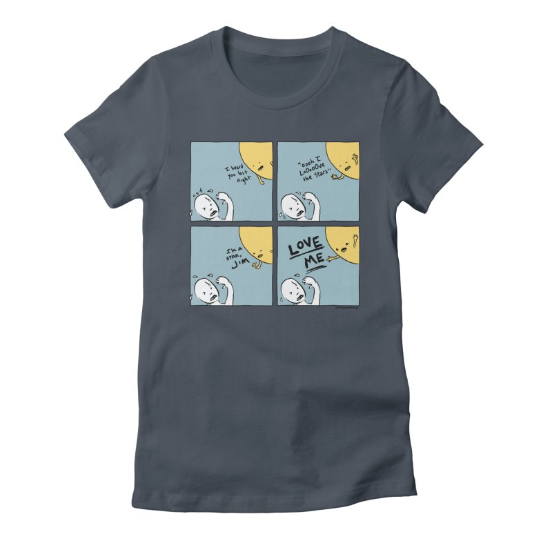 LOVE ME Women's T-Shirt by Nathan W Pyle Shop | Strange Planet Store | Thread