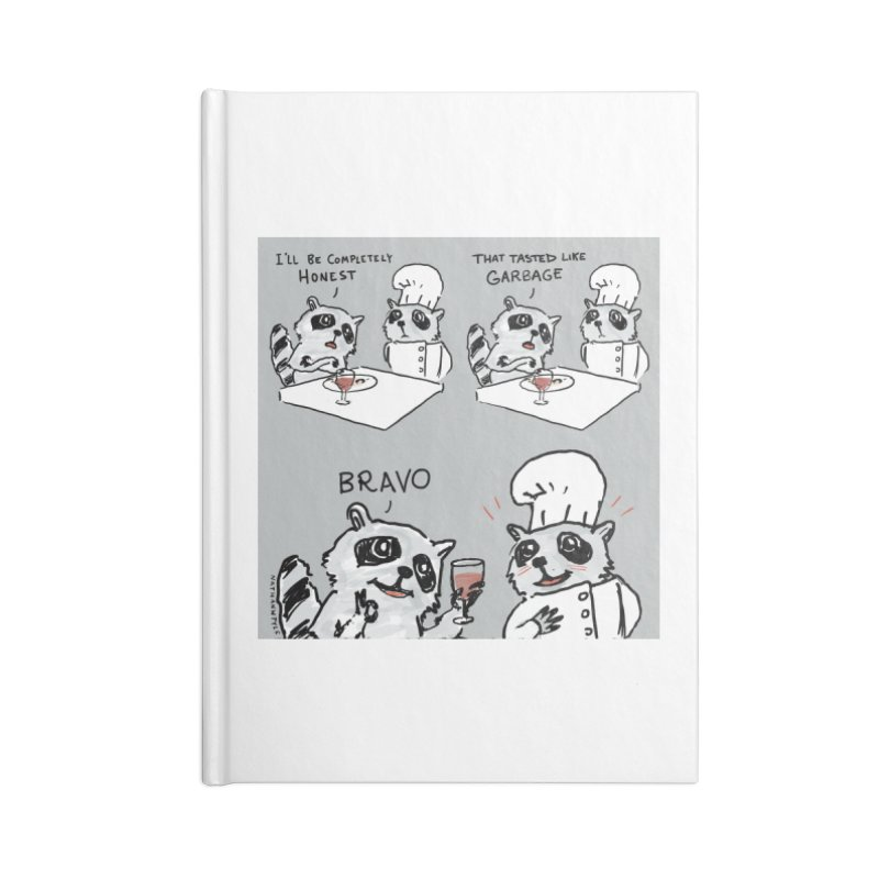 GARBAGE Accessories Notebook by Nathan W Pyle