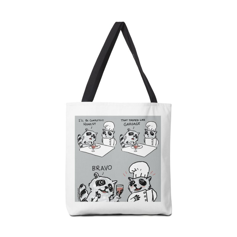 GARBAGE Accessories Tote Bag Bag by Nathan W Pyle
