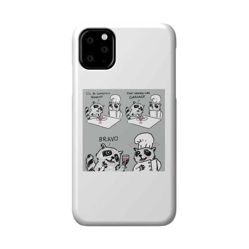 GARBAGE Accessories Phone Case by Nathan W Pyle