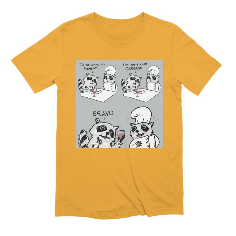 GARBAGE Men's Extra Soft T-Shirt by Nathan W Pyle