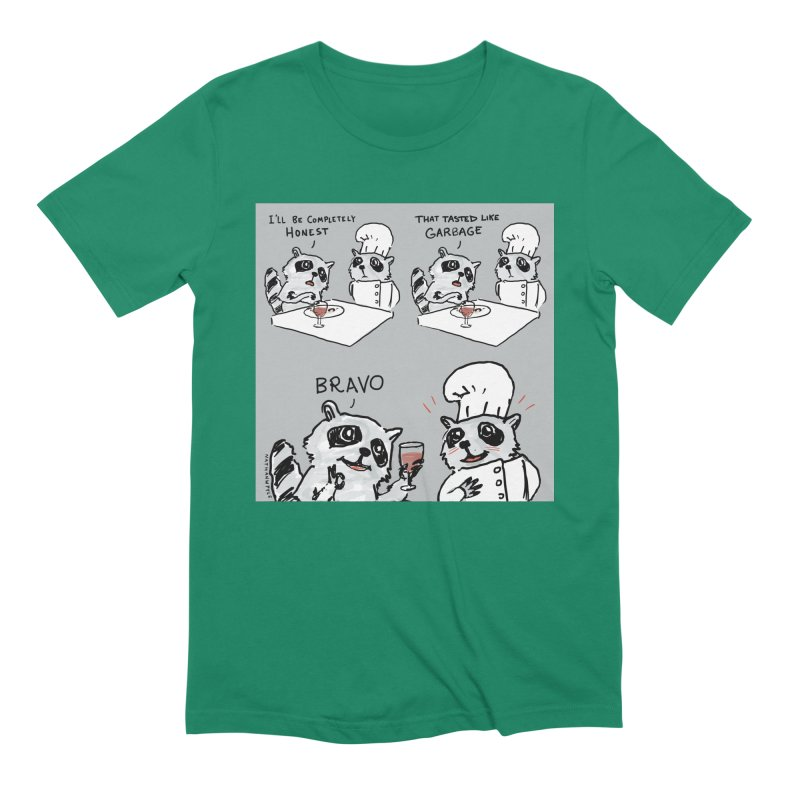 GARBAGE Men's T-Shirt by Nathan W Pyle