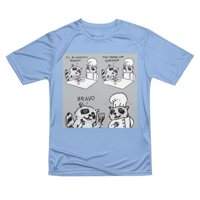 GARBAGE Men's T-Shirt by Nathan W Pyle