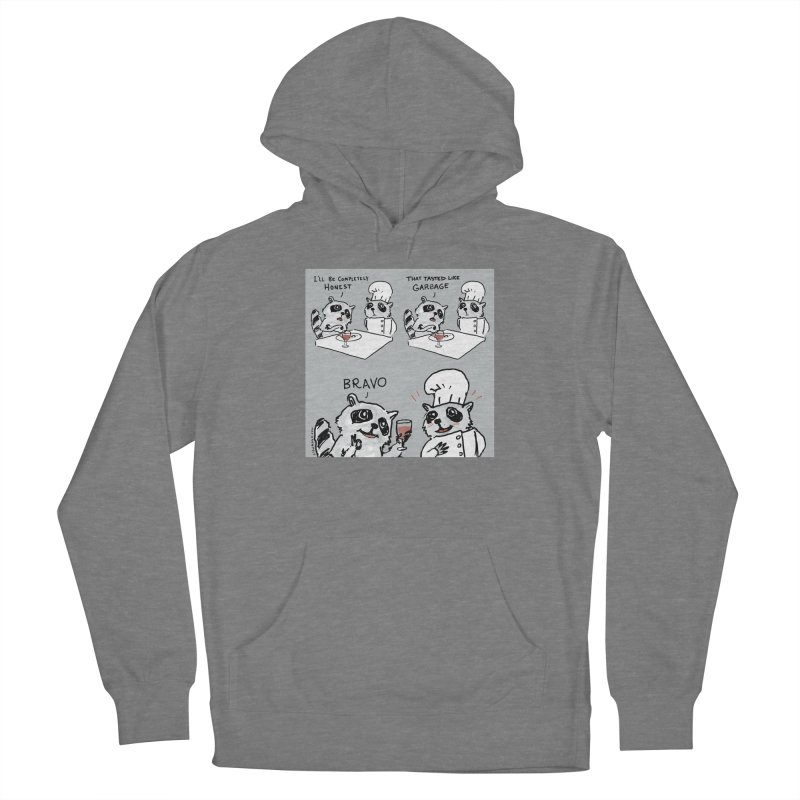 GARBAGE Women's Pullover Hoody by Nathan W Pyle