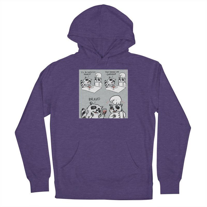 GARBAGE Men's Pullover Hoody by Nathan W Pyle