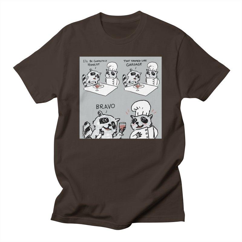 GARBAGE Men's T-Shirt by Nathan W Pyle Shop   Strange Planet Store   Thread