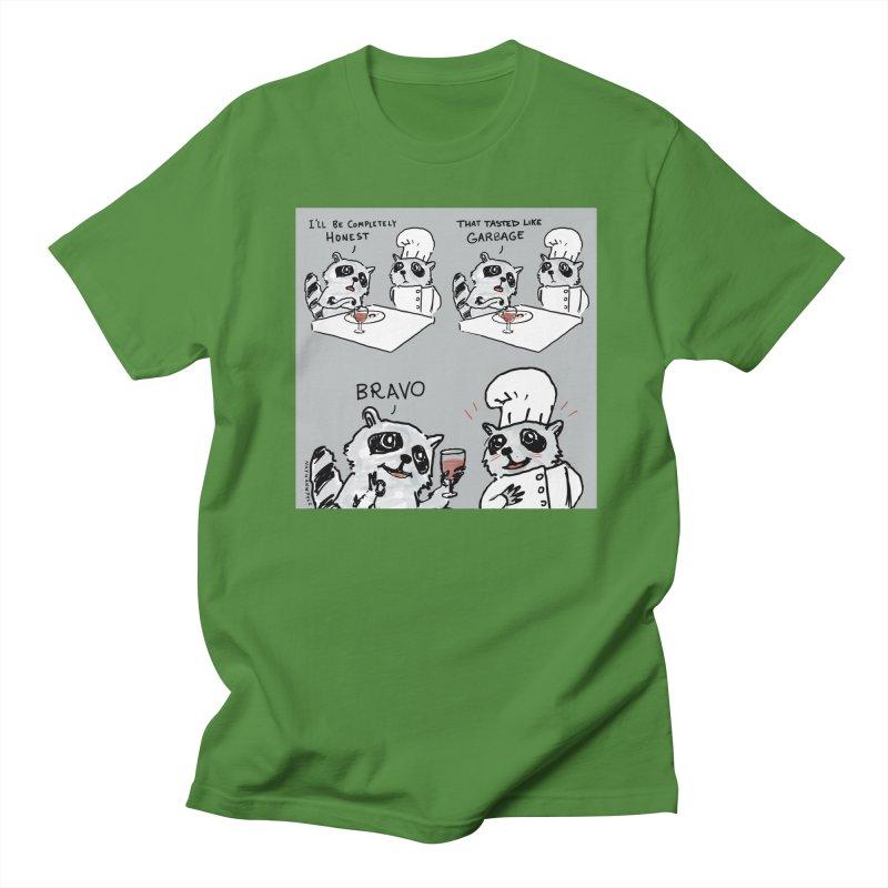 GARBAGE Men's Regular T-Shirt by Nathan W Pyle