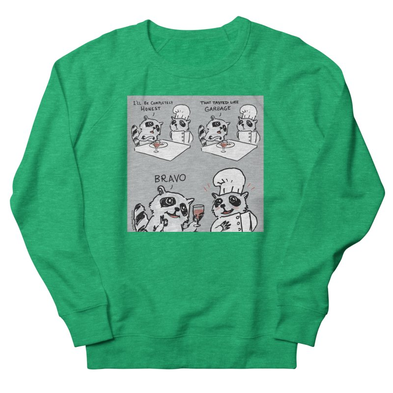 GARBAGE Women's Sweatshirt by Nathan W Pyle Shop | Strange Planet Store | Thread