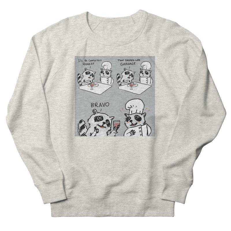 GARBAGE Men's Sweatshirt by Nathan W Pyle