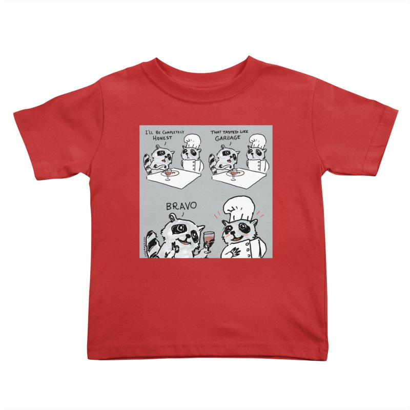 GARBAGE Kids Toddler T-Shirt by Nathan W Pyle