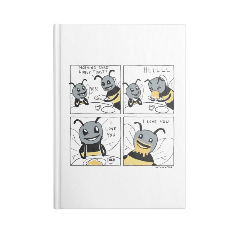 HONEY Accessories Notebook by Nathan W Pyle