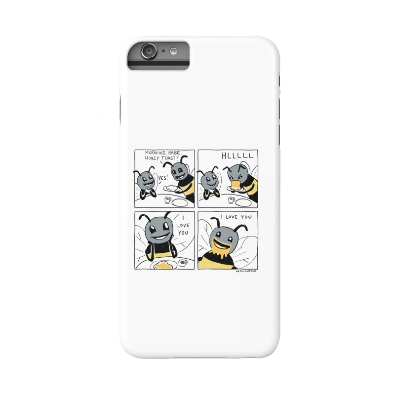 HONEY Accessories Phone Case by Nathan W Pyle