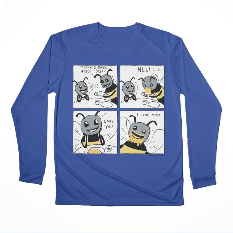 HONEY Men's Longsleeve T-Shirt by Nathan W Pyle