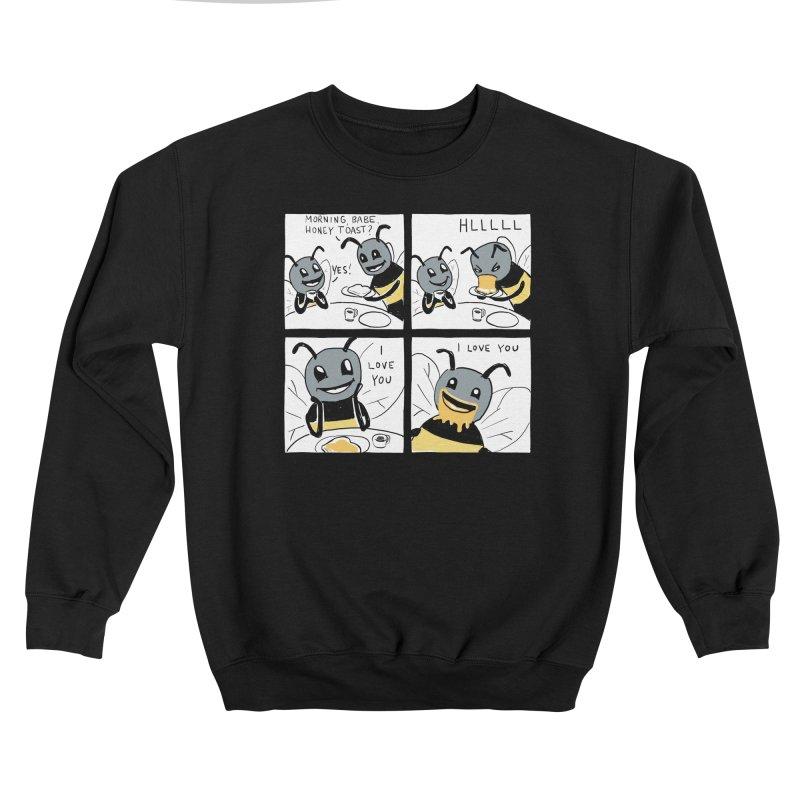 HONEY Men's Sweatshirt by Nathan W Pyle Shop | Strange Planet Store | Thread