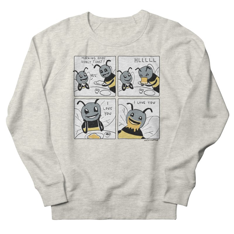 HONEY Women's Sweatshirt by Nathan W Pyle