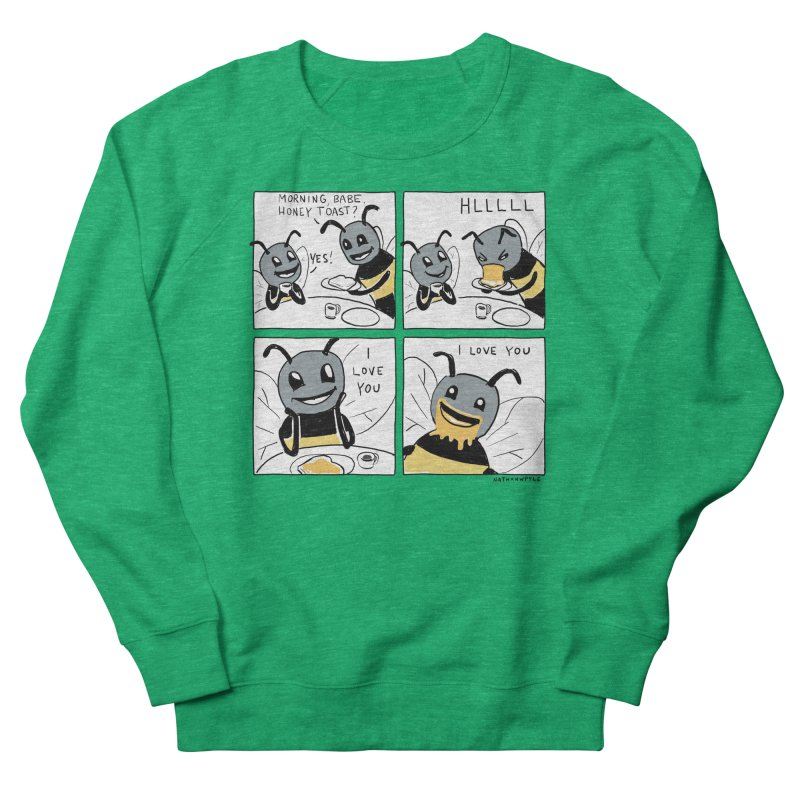 HONEY Men's Sweatshirt by Nathan W Pyle