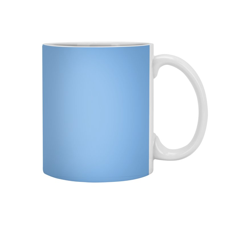 STRANGE PLANET SPECIAL PRODUCT: I DESIRE MEDIUM DANGER Accessories Mug by Nathan W Pyle