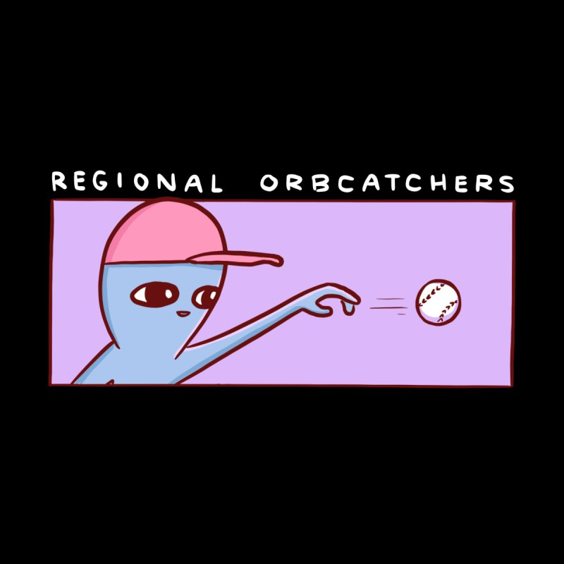 STRANGE PLANET SPECIAL PRODUCT: REGIONAL ORBCATCHERS Home Blanket by Nathan W Pyle