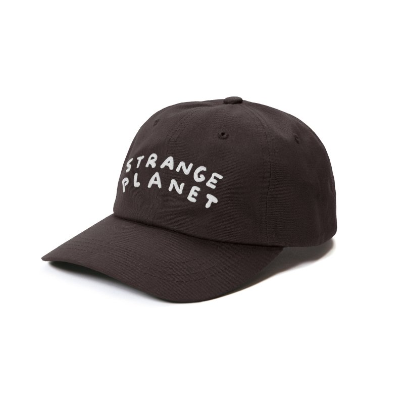 STRANGE PLANET: LOGO Accessories Hat by Nathan W Pyle
