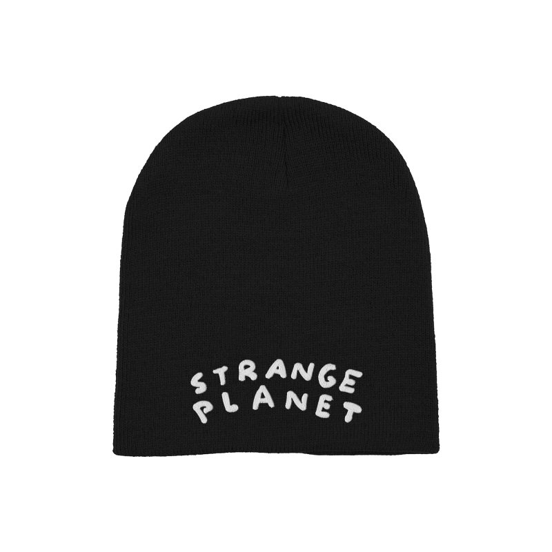 STRANGE PLANET: LOGO Accessories Hat by Nathan W Pyle Shop | Strange Planet Store
