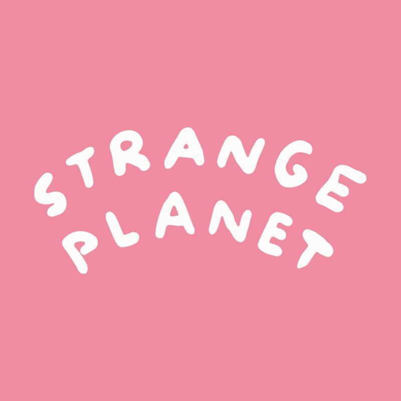 STRANGE PLANET: POCKET LOGO by Nathan W Pyle