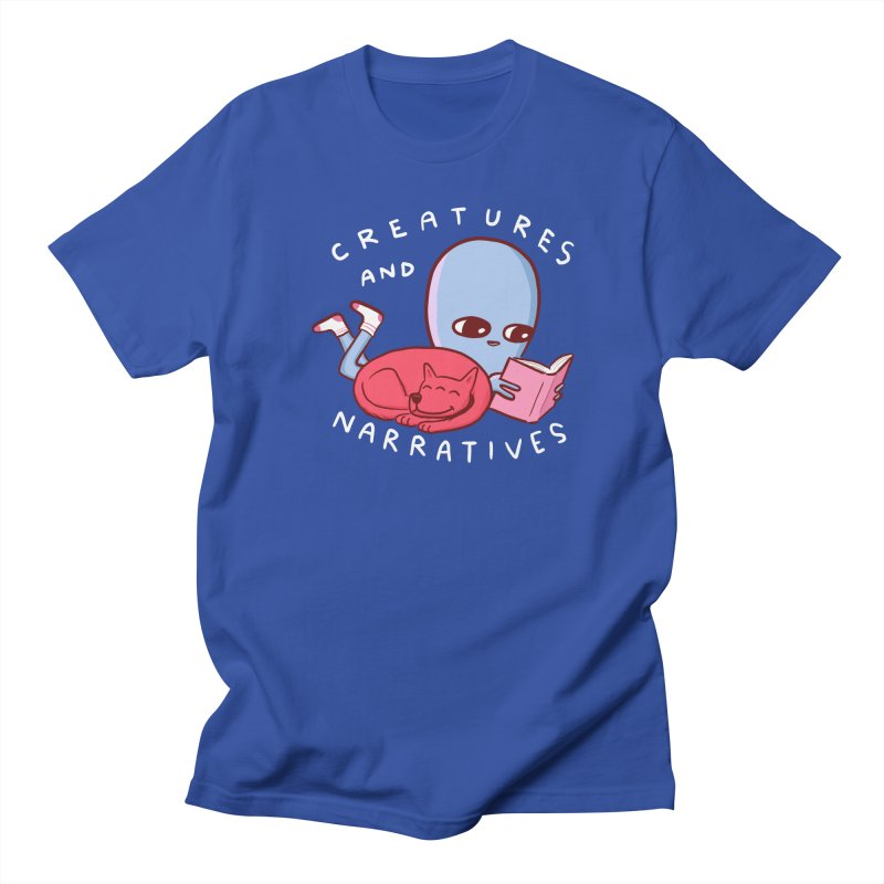STRANGE PLANET SPECIAL PRODUCT: CREATURES AND NARRATIVE (MORAL CREATURE EDITION) Women's T-Shirt by Nathan W Pyle