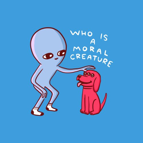Strange-Planet-Yelling-Creatures-Dog