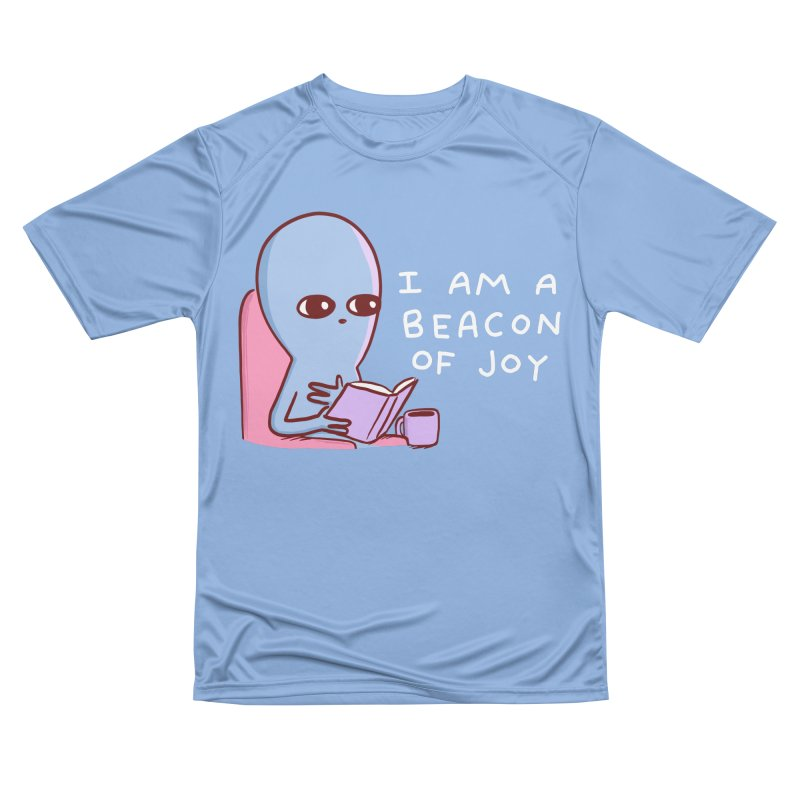 STRANGE PLANET SPECIAL PRODUCT: I AM A BEACON OF JOY Women's T-Shirt by Nathan W Pyle