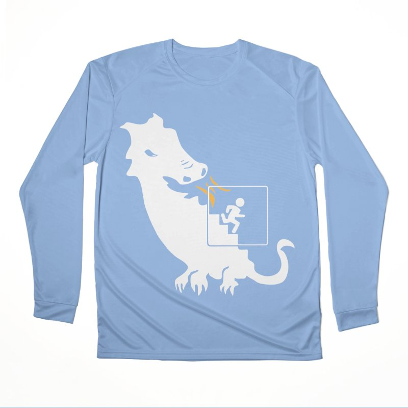 THE REST OF THE STORY Men's Longsleeve T-Shirt by Nathan W Pyle