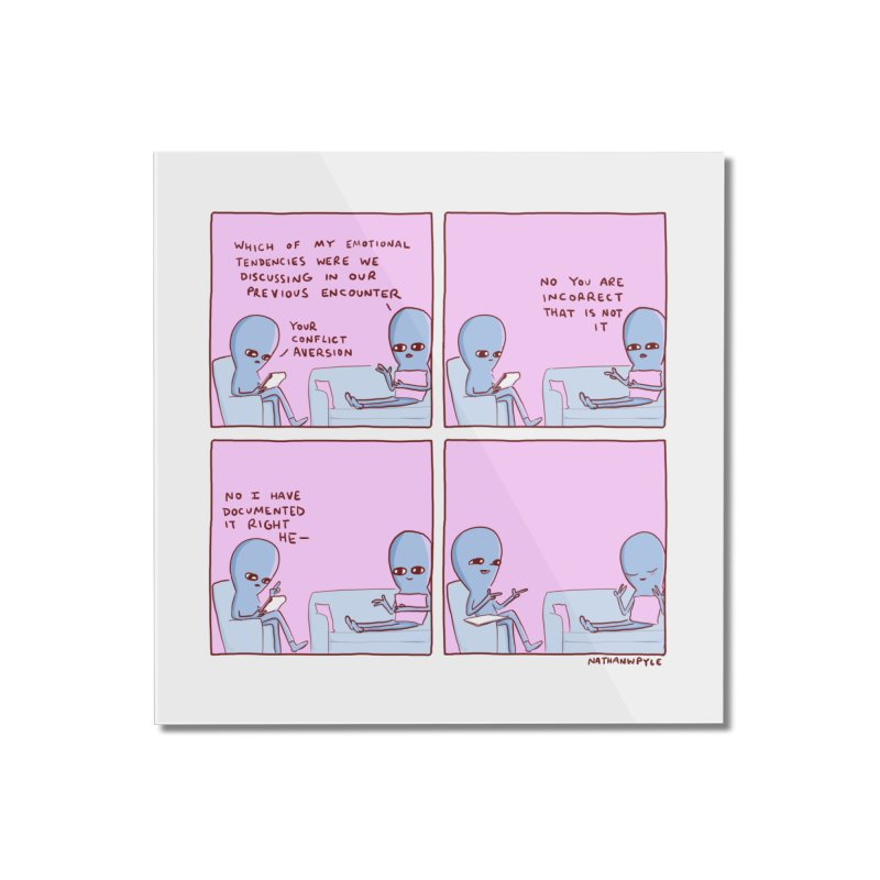 Home None by Nathan W Pyle