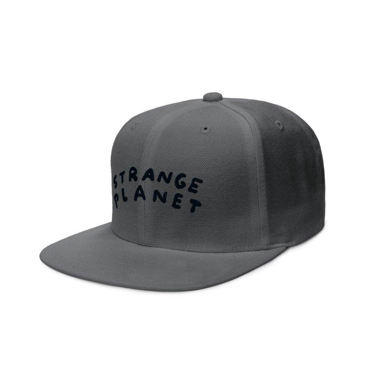 STRANGE PLANET: LOGO V2 Accessories Hat by Nathan W Pyle Shop | Strange Planet Store