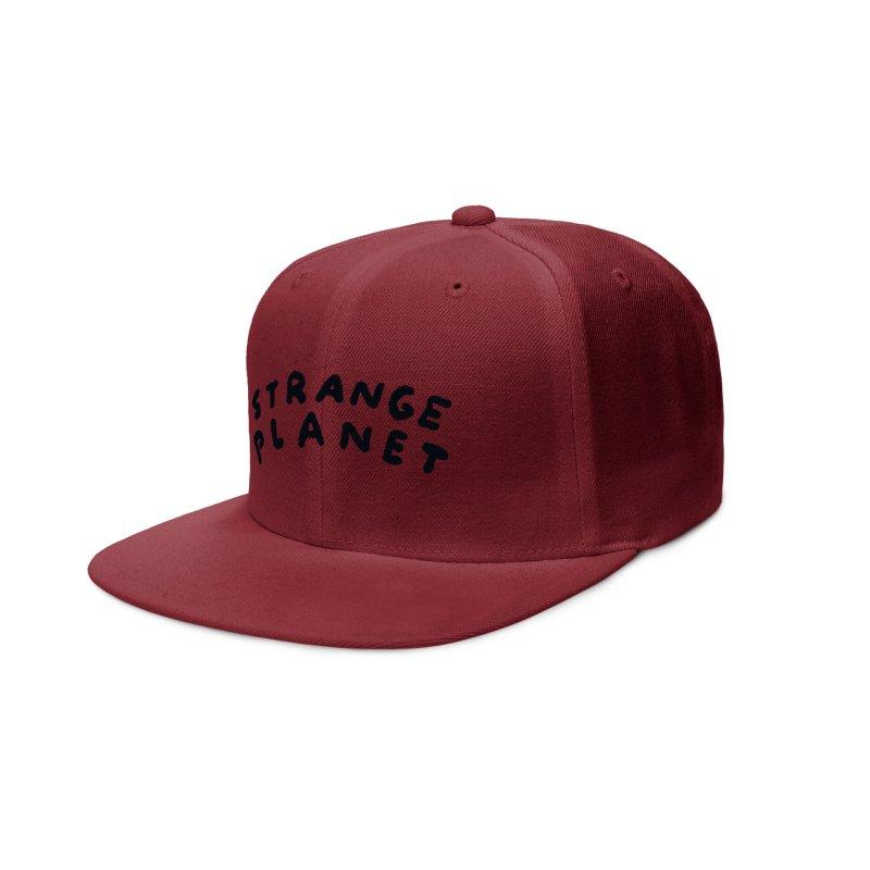 STRANGE PLANET: LOGO V2 Accessories Hat by Nathan W Pyle Shop   Strange Planet Store