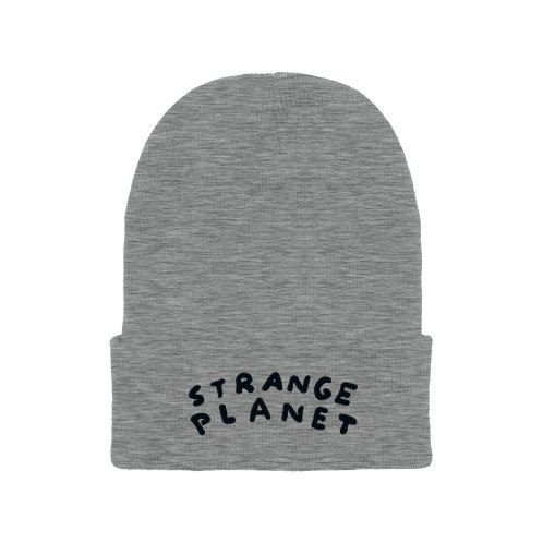 image for STRANGE PLANET: LOGO V2