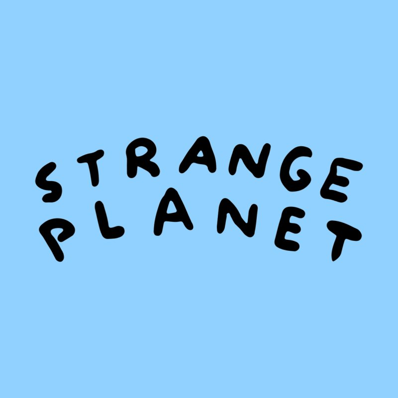 STRANGE PLANET: LOGO V2 Accessories Hat by Nathan W Pyle