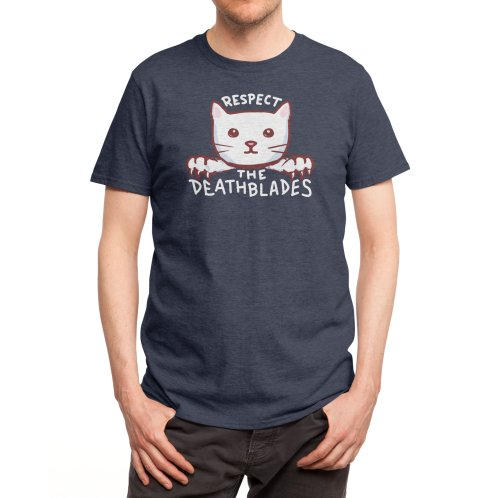 image for STRANGE PLANET SPECIAL PRODUCT: RESPECT THE DEATH BLADES (RED)