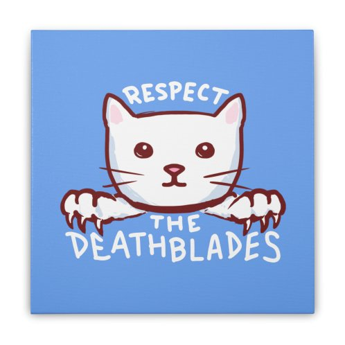 image for STRANGE PLANET SPECIAL PRODUCT: RESPECT THE DEATH BLADES (BLUE)