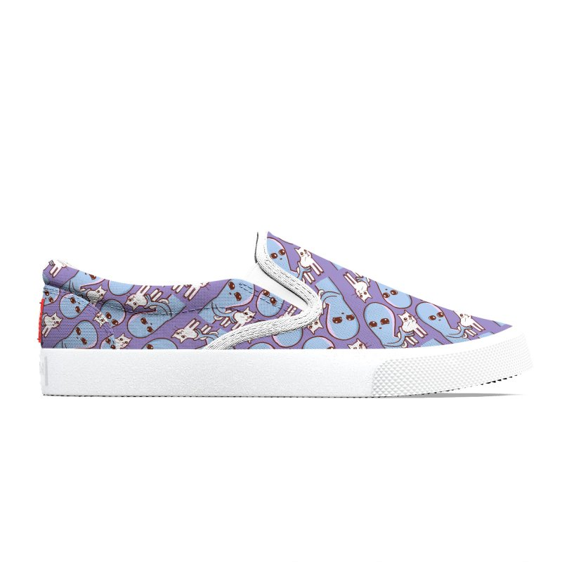 STRANGE PLANET: I FOUND THIS IT'S VIBRATING PATTERN Men's Shoes by Nathan W Pyle Shop | Strange Planet Store | Thread