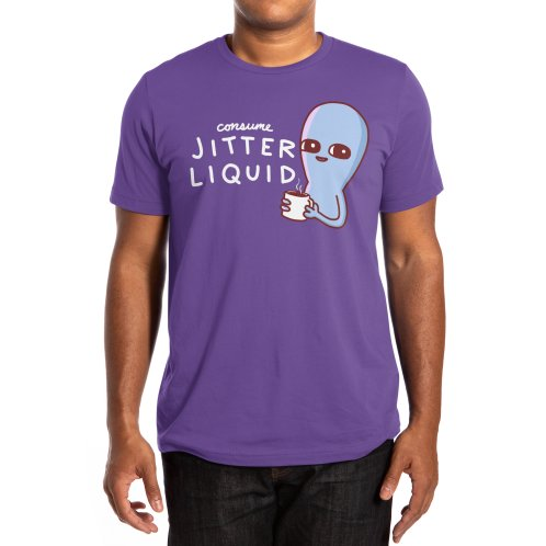 image for STRANGE PLANET: CONSUME JITTER LIQUID