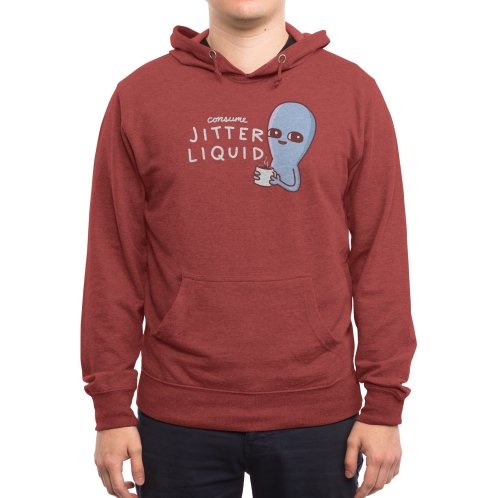 image for STRANGE PLANET: CONSUME JITTER LIQUID