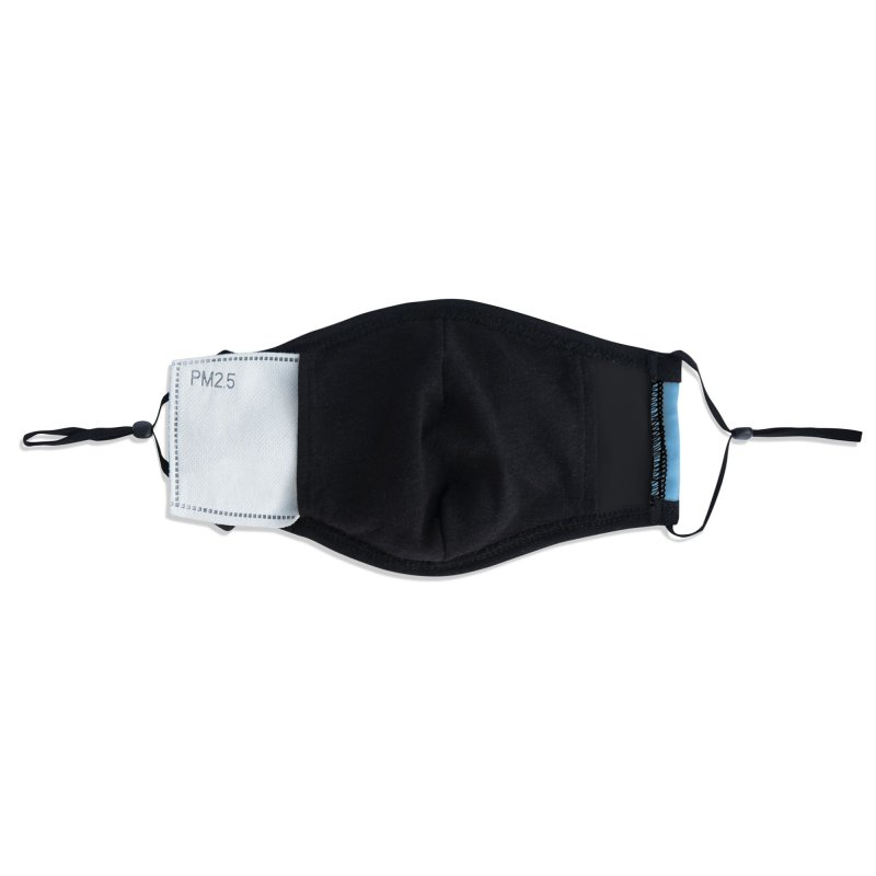 STRANGE PLANET SPECIAL PRODUCT: KNOWLEDGE TRANSMITTER Accessories Face Mask by Nathan W Pyle