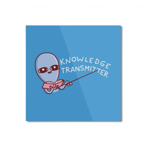 image for STRANGE PLANET SPECIAL PRODUCT: KNOWLEDGE TRANSMITTER